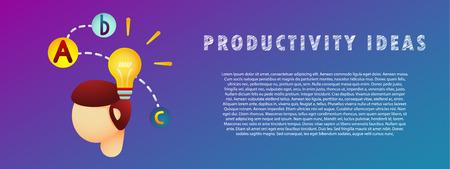 Productivity ideas.