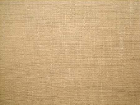woven surface: surface of brown textured cotton