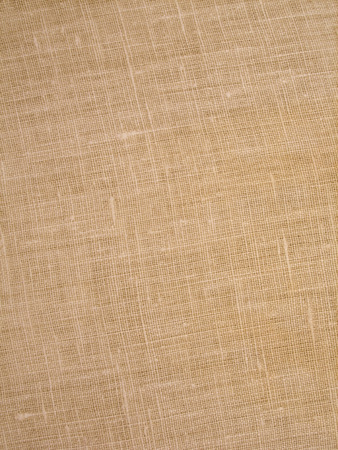 sackcloth: surface of textured brown flax