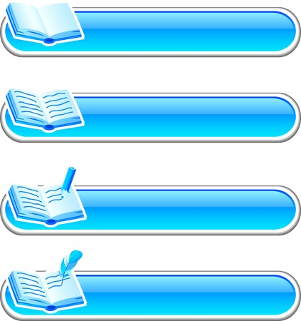461 Aqua Pencil Stock Vector Illustration And Royalty Free Aqua ...