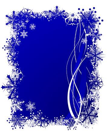 Beautiful Christmas background. Vector illustration. Stock Vector - 3826716