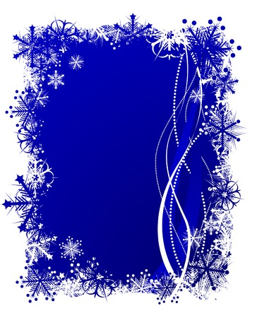 Beautiful Christmas background. Vector illustration. Stock Vector - 3826716