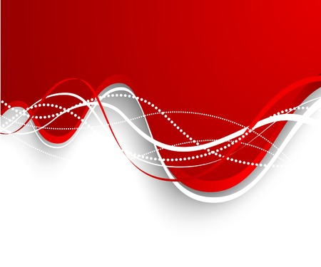 Christmas background. Vector. Used mesh. Stock Vector - 3894839