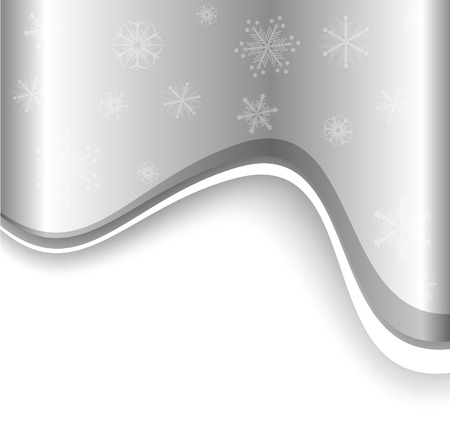 Christmas background. Vector. Used mesh. Stock Vector - 3927820