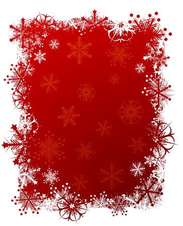 Beautiful Christmas background. Vector illustration. Stock Vector - 3927827