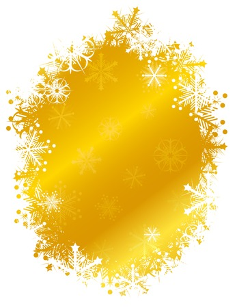 Beautiful Christmas background. Vector illustration. Stock Vector - 3927826
