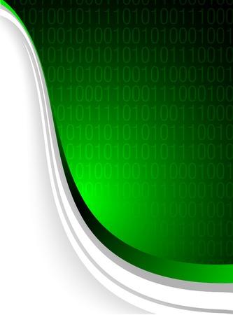 technology abstract backdrop. Vector illustration.  Stock Vector - 4688952