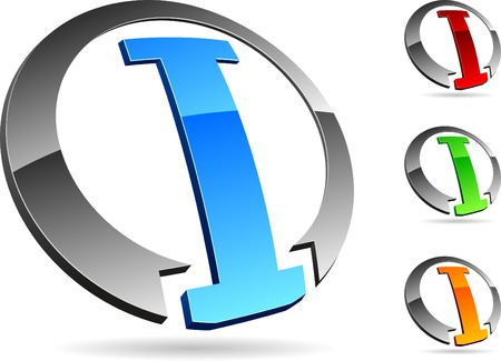 alphabet letters vector: Letter