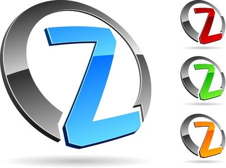 letter a z: Letter