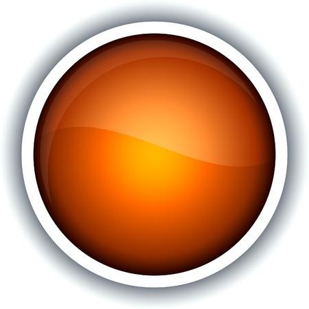 bouton brillant: Web Button brillant. Vector illustration