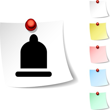 Condom sheet icon. Vector illustration. Stock Vector - 5560263