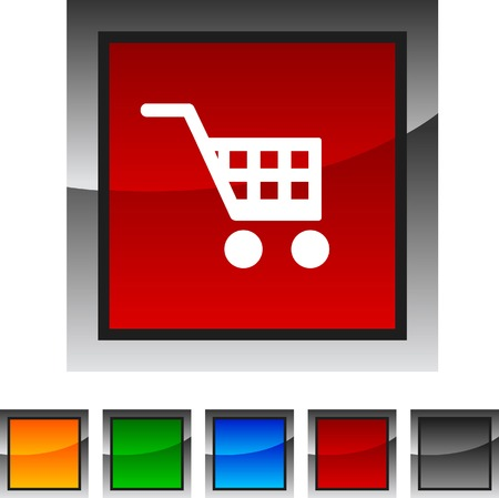 Buy  icon set. Vector illustration.  Vector