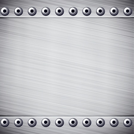 platin: Vektor-Illustration von realistischen metallischen Struktur. Illustration