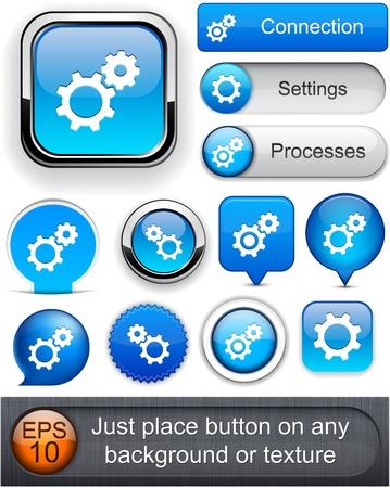 administrativo: Controla los elementos azules de dise�o de sitio web o aplicaci�n