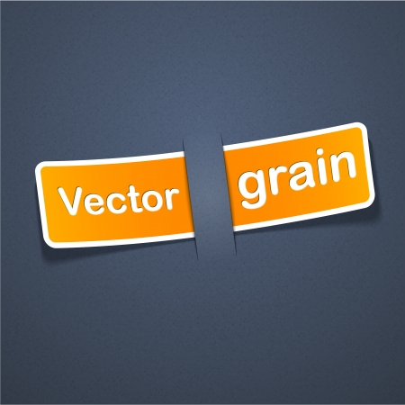 illustration of grey realistic grain texture  Stock Vector - 15060465