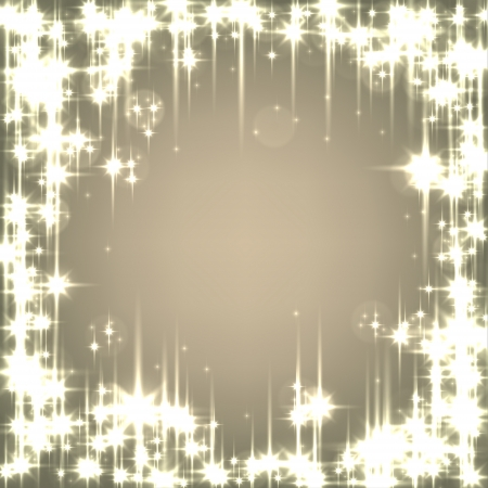 Glowing shiny christmas background Stock Vector - 16174746