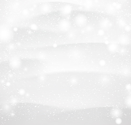 Winter background with snow. Christmas snow surface. Eps10. Vector