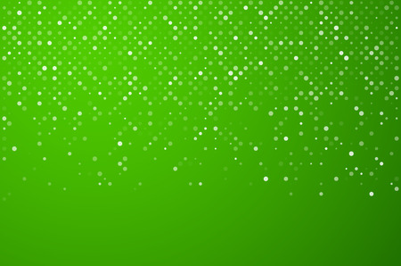 green technology: Technology pattern composed of green squares. Vector background.