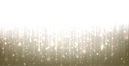 Feestelijke lichtgevende achtergrond. Vector Illustratie.