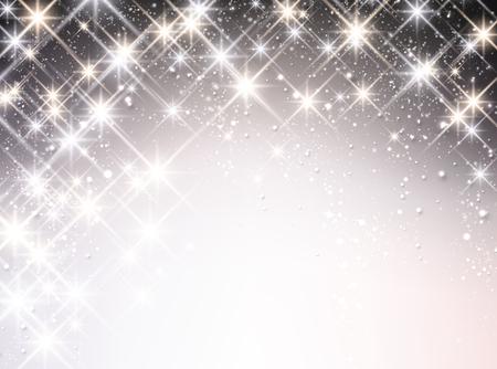 festive background: Festive luminous background