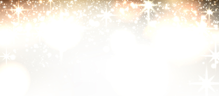 gold christmas background: Festive background with fireworks