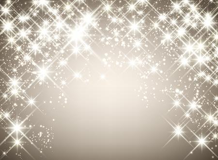 luminous: Festive luminous background. Vector Illustration.