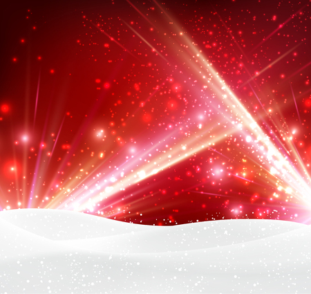 festive background: Festive abstract red background.
