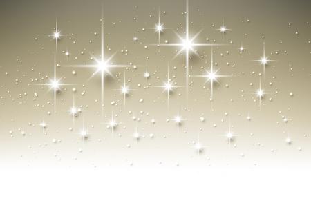 festive background: Festive gold background. Illustration