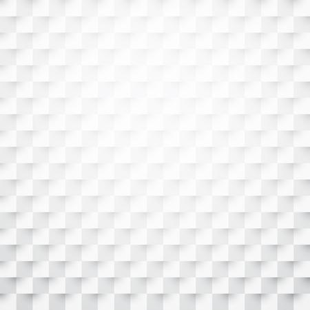 textured paper: White paper checkered textured background. Vector illustration. Illustration