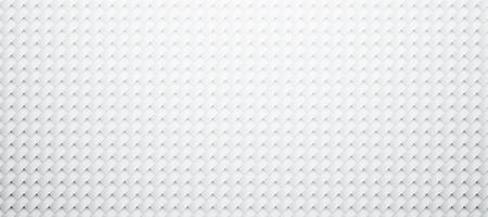 textured paper: White paper textured banner. Vector illustration. Illustration