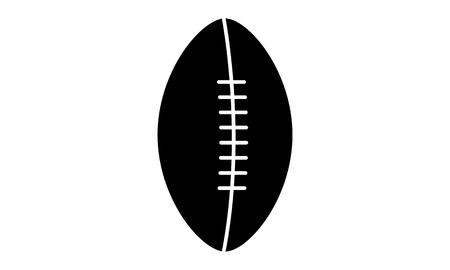 piktogramm: Pictogram - American Football - Piktogramm