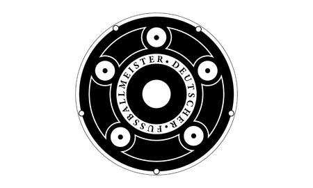 piktogramm: Pictogram - German Soccer League Trophy - Piktogramm - Deutsche Meisterschale - Icon, Symbol
