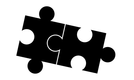 harmonize: Pictogram - Puzzle Piece in the puzzle Jigsaw Jigsaw Puzzle Jigsaw Piece Puzzle Game - Object Icon Smbol