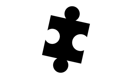 Pictogram - Puzzle Piece in the puzzle Jigsaw Jigsaw Puzzle Jigsaw Piece Puzzle Game - Object Icon Smbol