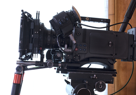 carl: Camera for shooting feature films and television series
