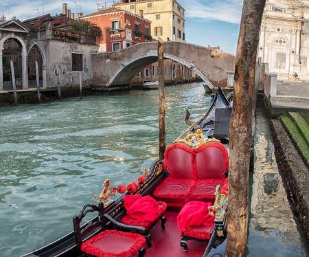 Venice. City landscape places of Interest. Italy.