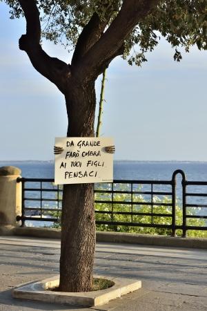 respecting: Environmental awareness - Taranto