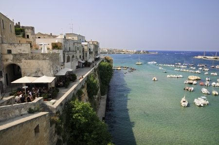 Otranto LE - view of the old town
