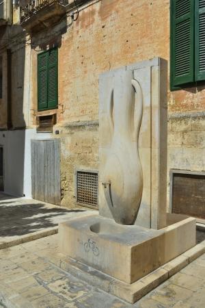 Grottaglie TA city of ceramics - end of center Stock Photo - 15223223