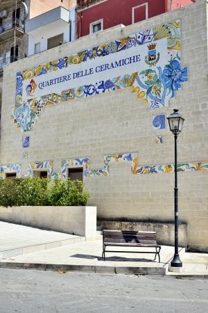 anforas: Grottaglie TA - final del distrito de la cerámica