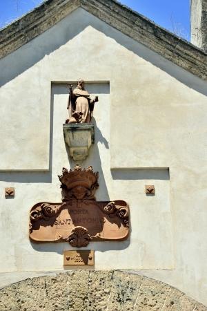 anforas: Grottaglie TA - Puerto San Antonio Foto de archivo