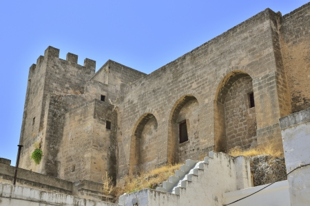 anforas: Grottaglie TA - el Castillo Obispo s