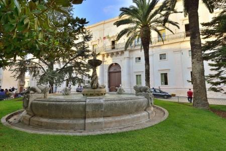 messa: Martina Franca TA - public gardens