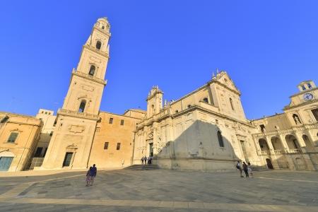 obelisco: Lecce - Cathedral Square