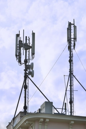 Cell phone repeater photo