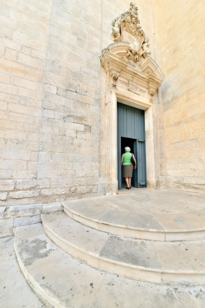 friezes: Martina Franca TA - Basilica di San Martino