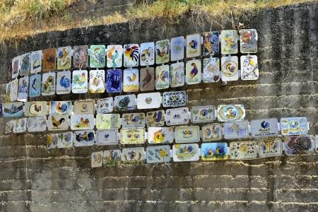 anforas: Grottaglie TA - final de la ceramich distrito