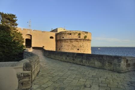 torri: Taranto - the Aragonese castle