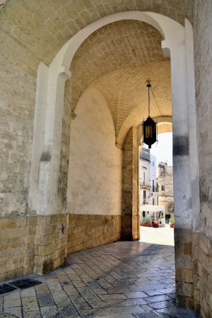 ceramica: Grottaglie TA - Porta San Giorgio