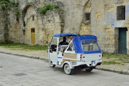 croci: Matera - a tour of the Sassi